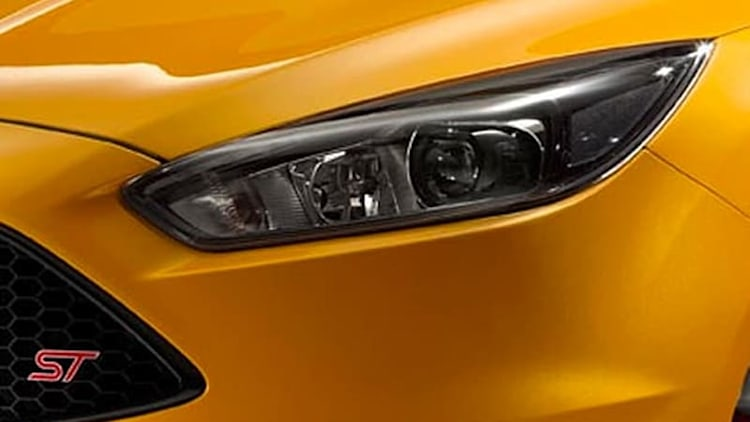 2015 Ford Focus ST zooming toward Goodwood reveal [w/video]