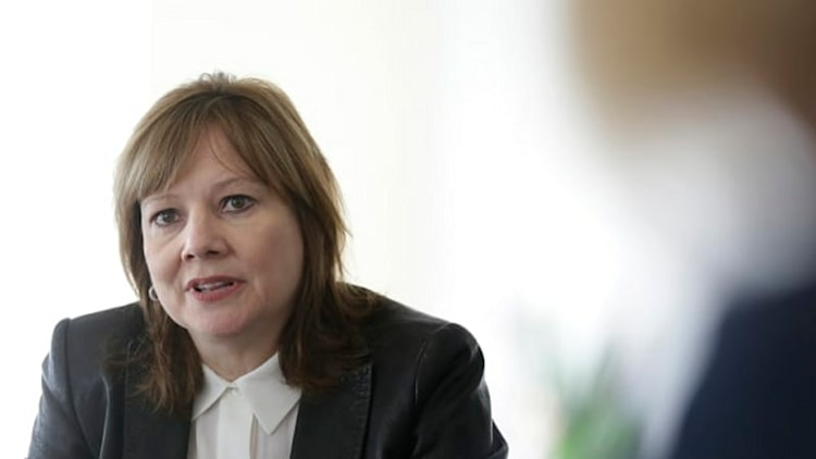 Barra says recalled GM cars 'safe to drive' with one big 'if'