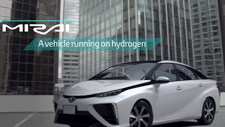 New Toyota Mirai videos continue questionable hydrogen claims