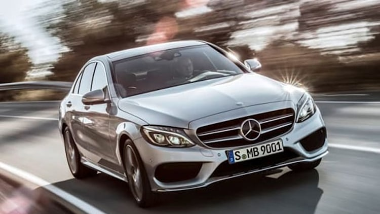 2015 Mercedes C-Class recalled over steering issue