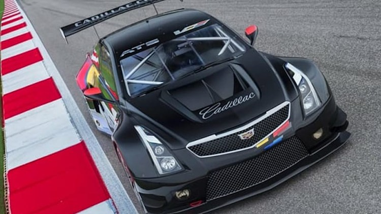 Cadillac back on track with 600-hp ATS-V.R racer in FIA GT3 spec [w/video]