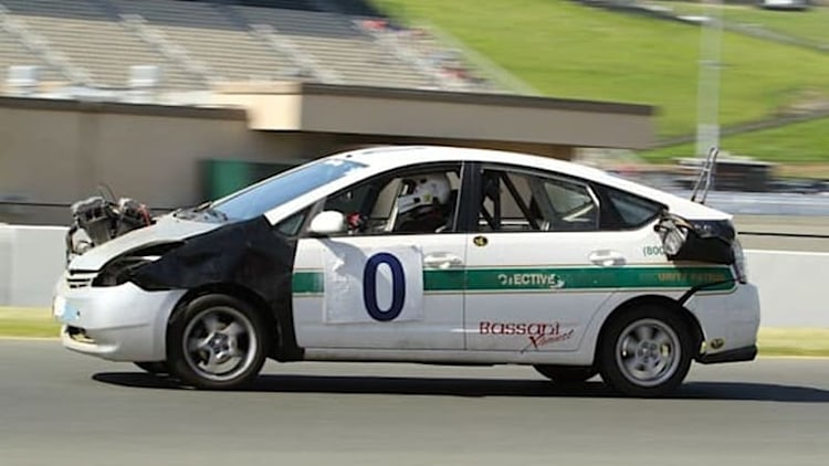 eBay Find of the Day: Harley-Davidson powered Toyota Prius [w/video]