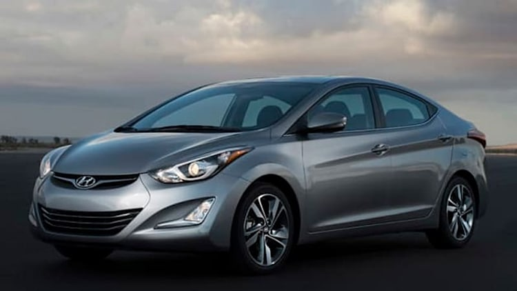 2014 Hyundai Elantra gets new 2.0L engine, Sport model, tweaked styling