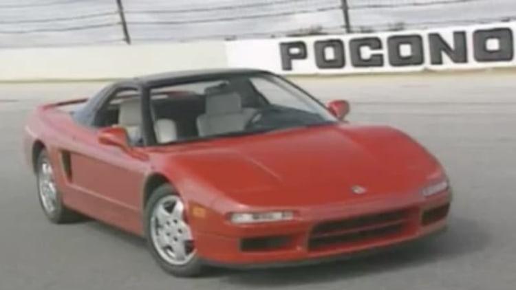 MotorWeek remembers retro icons, Supra and NSX