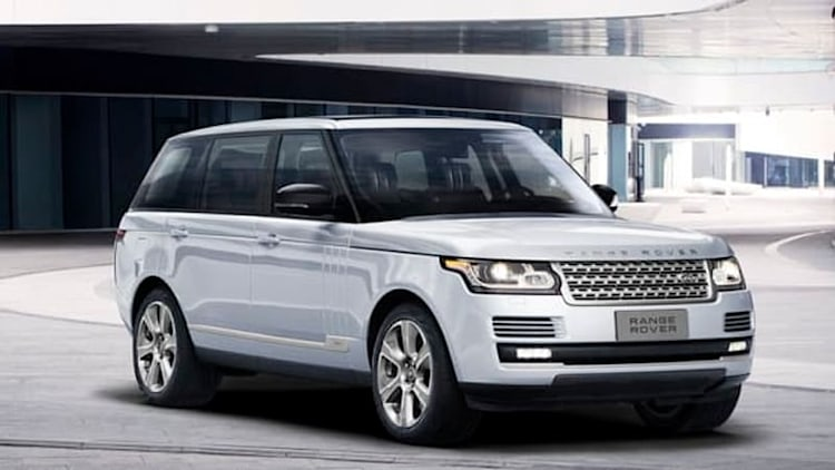 Range Rover Hybrid brings advanced powertrain to Chinese market