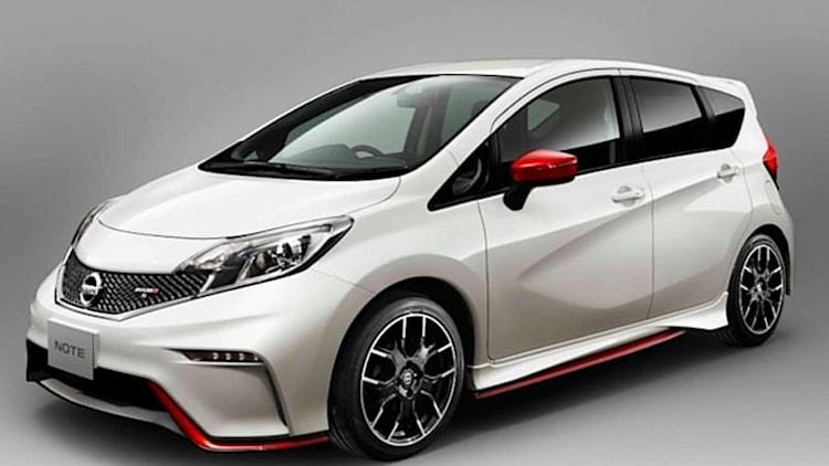 Nissan Note getting a little louder with Nismo versions this fall