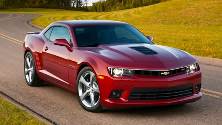 GM recalls 500K Chevy Camaros for ignition-switch defect