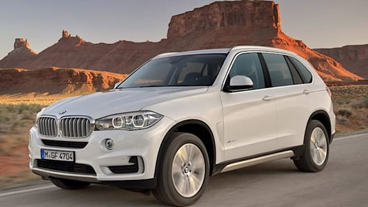 2014 BMW X5 recalled over faulty child-safety locks