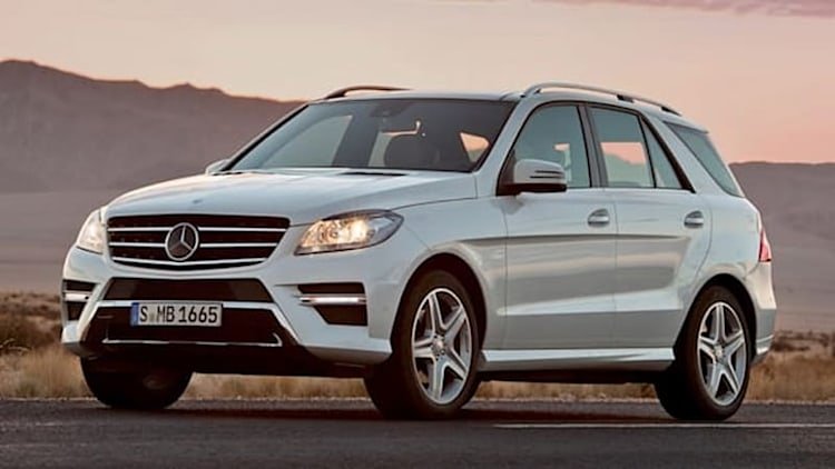 Mercedes M-Class to become GLE-Class next year