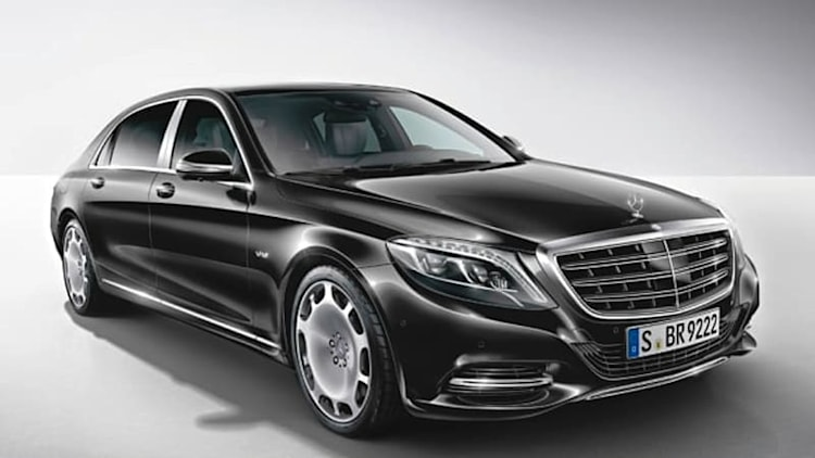 Mercedes-Maybach S600 is not the luxury limo we expected [w/video]
