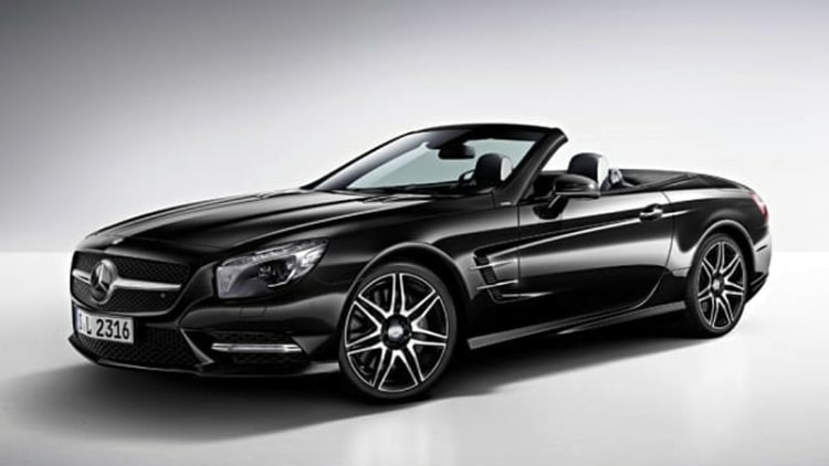 New entry-level Mercedes SL400 drops price of range by over $20k