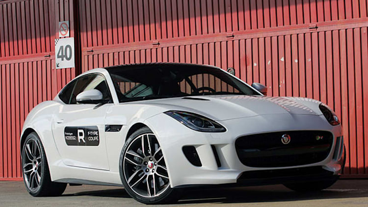 2015 Jaguar F-Type R Coupe [w/video]