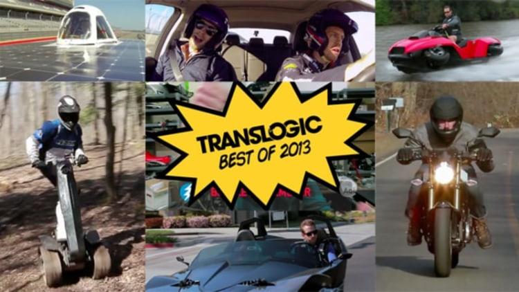 TRANSLOGIC 146: Best of 2013