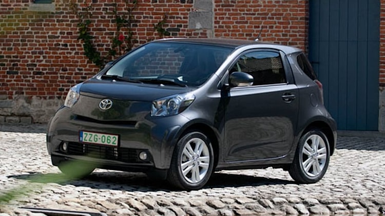Aston CEO claims Cygnet cancelled because Toyota is dropping iQ in 2014