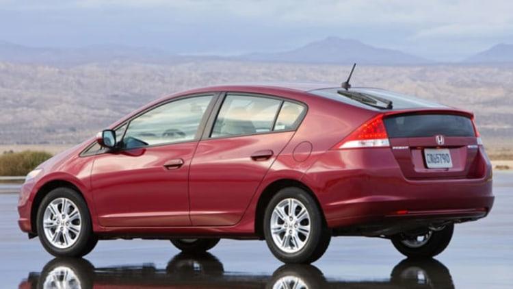 Honda pulling plug on slow-selling Insight hybrid [UPDATE]