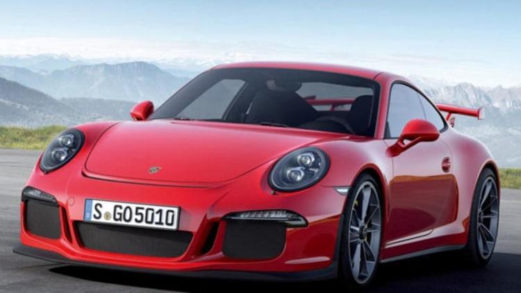 Porsche announces plan to replace 911 GT3 engines