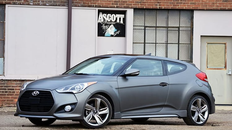 2013 Hyundai Veloster Turbo: July/August 2013