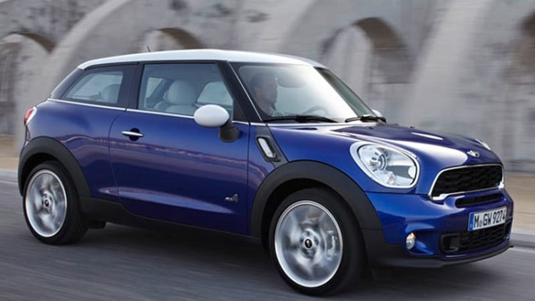 Mini might not replace Paceman, Coupe, Roadster