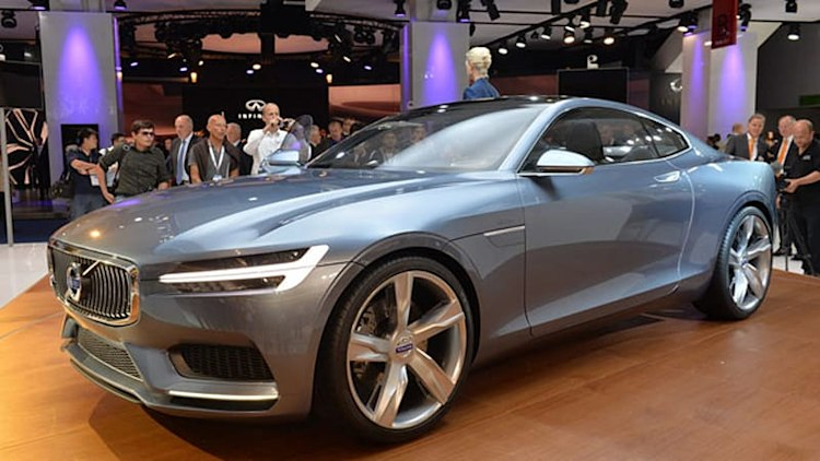 Volvo readying stretched next-gen S80 in lieu of 7 Series rival?