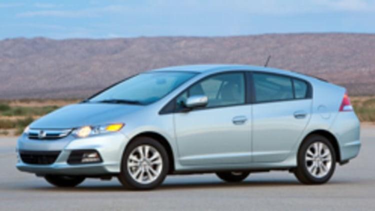 Honda Insight finally, officially dead