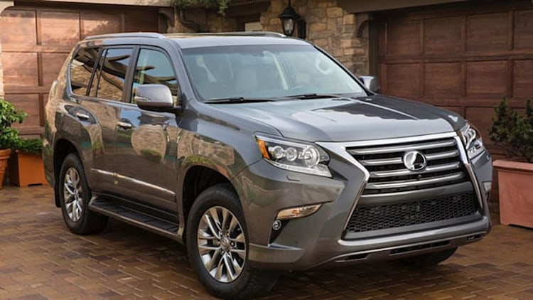 Like sands through the hourglass, so is the 2014 Lexus GX