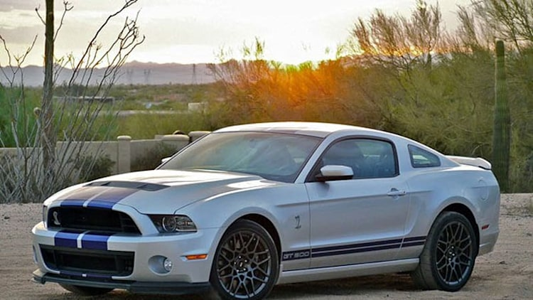 Ford won't be releasing GT500 lap times for the 'Ring, or any other car