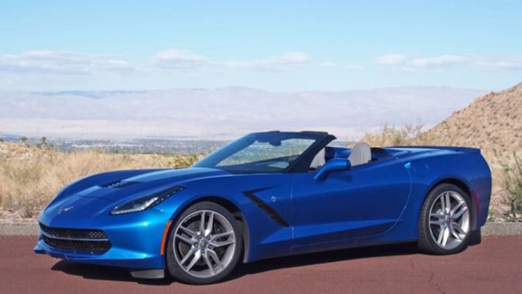 2014 Chevrolet Corvette Stingray Convertible [w/video]
