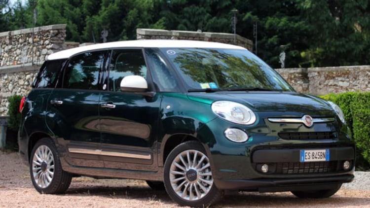 2015 Fiat 500L Living [w/video]