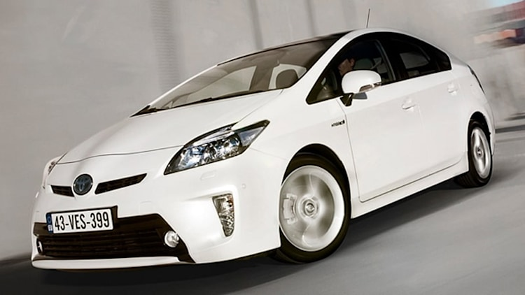 Toyota Recalls 1.9 Million Prius Hybrids