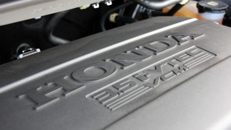 Honda settles class-action lawsuit over oil-burning V6s