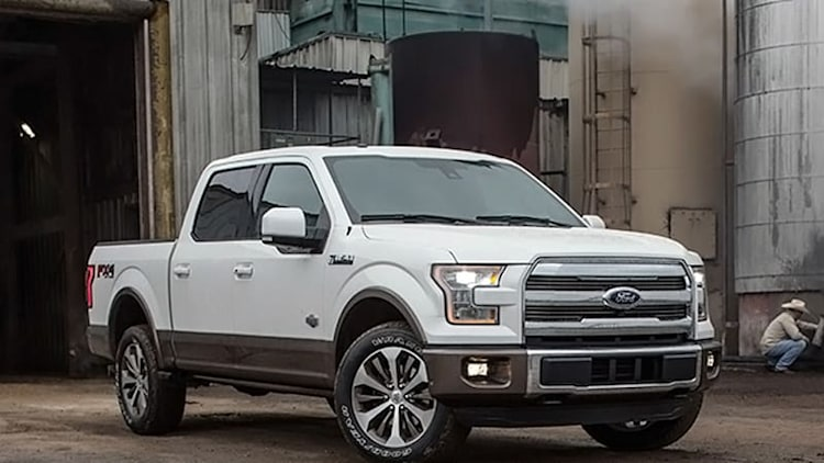 Ford F-150 King Ranch celebrates 'history and authenticity' for 2015 [w/video]