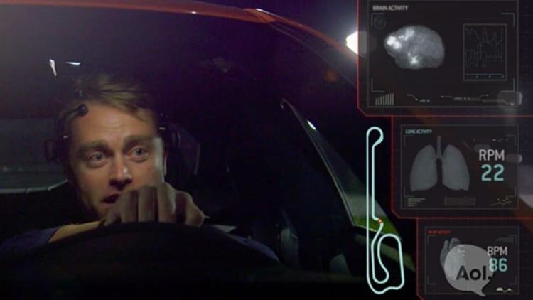 Translogic 165: 2015 Lexus RC F Biometrics Test
