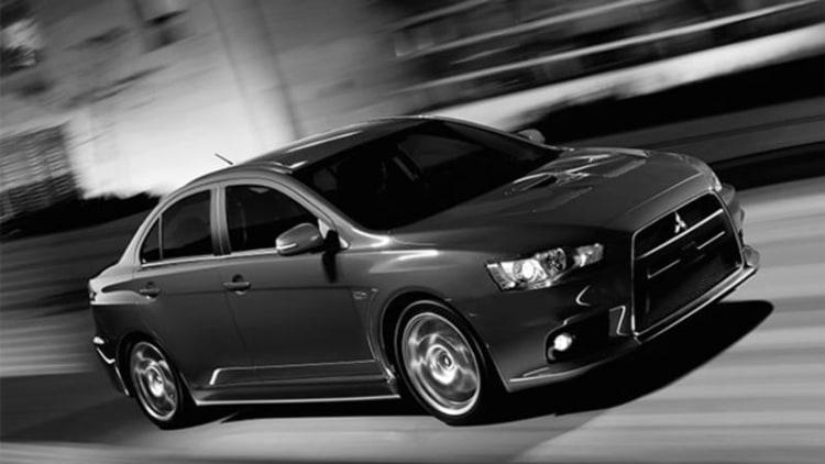 Final edition Mitsubishi Evo X arrives next June as 5MT GSR