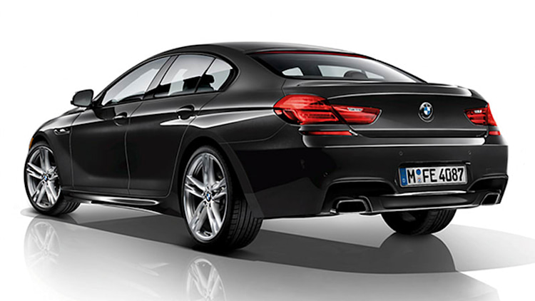 BMW 6 Series Gran Coupe gets Bang & Olufsen Individual edition [w/video]