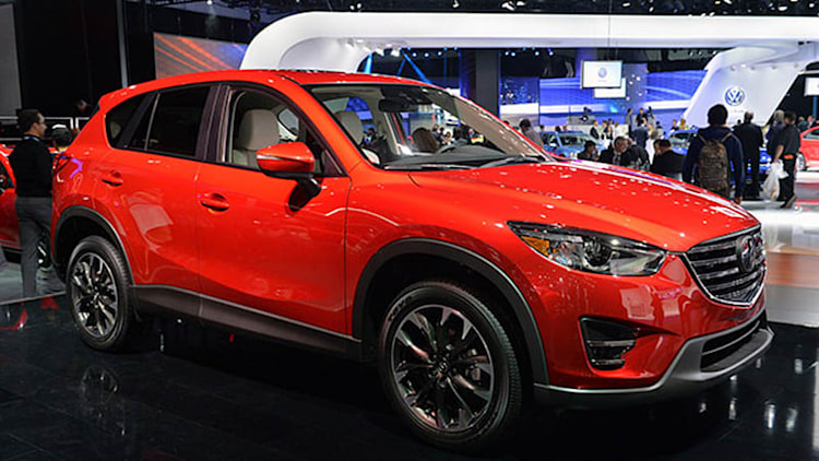 2016 Mazda CX-5 keeps it simple