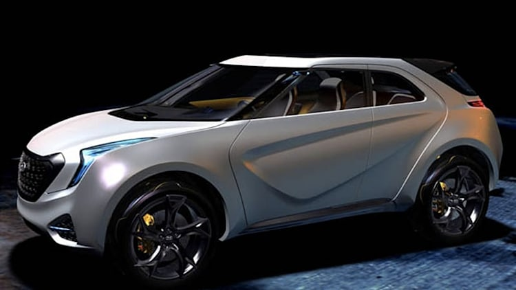 Hyundai readying Juke rival with 'edgy, dynamic styling' for 2017