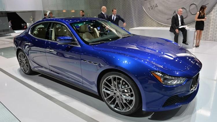 2015 Maserati Ghibli gets the lightest of updates [w/video]