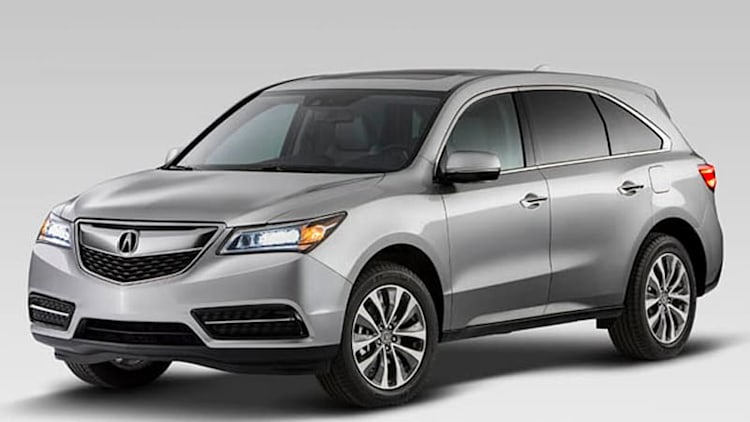 Acura recalling 43k MDX and RLX models over seatbelt issue