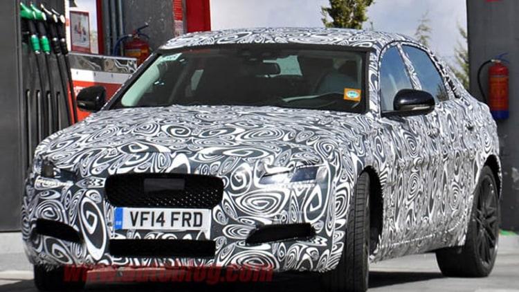 Jaguar gets to work on next-gen XF sedan
