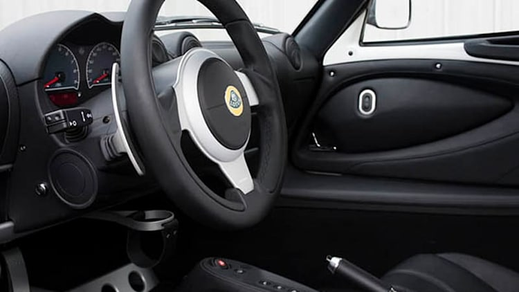 Lotus Exige S gets automatic transmission option