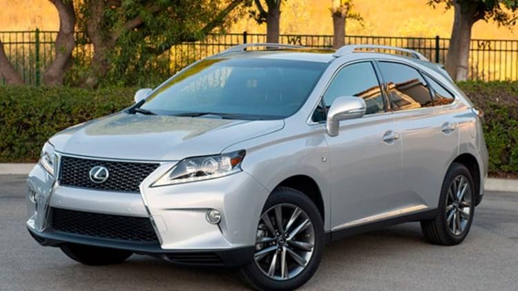 Lexus still planning seven-seat crossover