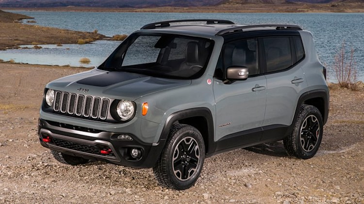 2015 Jeep Renegade to start at $17,995, Trailhawk rings up at $25,995