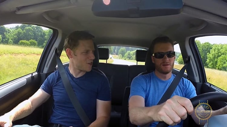 Watch Dale Earnhardt Jr. review a Chevy Spark
