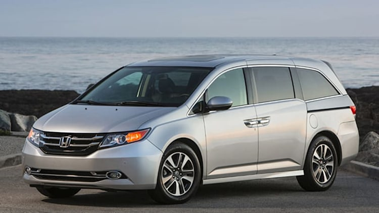 Honda recalling 25k Odyssey minivans over side curtain airbags