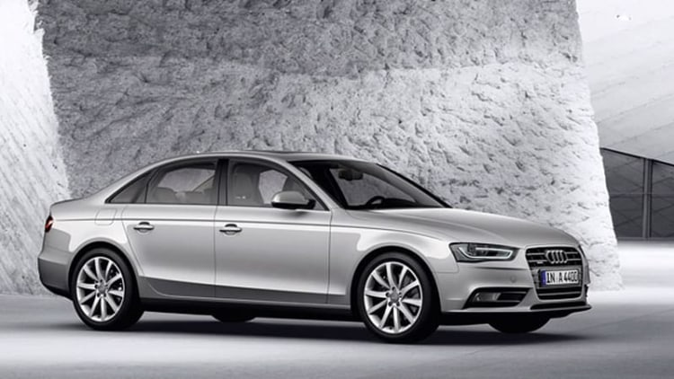 Audi Recalling Nearly 102,000 Cars To Fix Air Bags