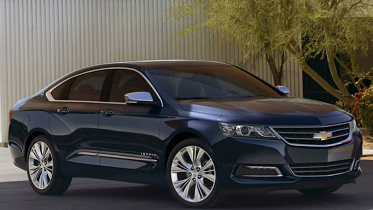 GM recalls Chevy Impala, Cadillac XTS for braking problem