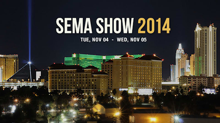 We obsessively covered the 2014 SEMA Show [w/video]