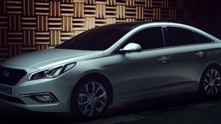 First 2015 Hyundai Sonata ad surfaces