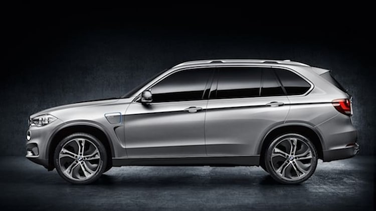 BMW bringing X3 diesel, X5 PHEV concept to New York