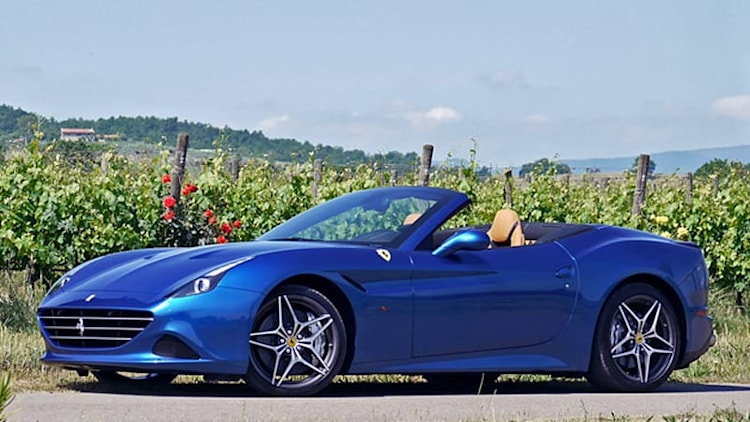 2015 Ferrari California T [w/video]